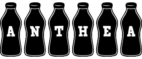 Anthea bottle logo