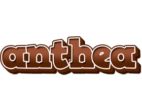 Anthea brownie logo