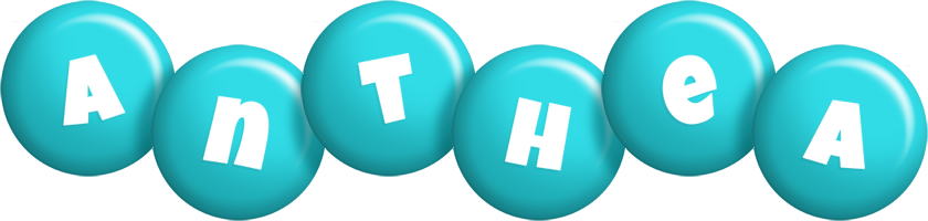 Anthea candy-azur logo