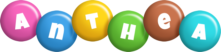 Anthea candy logo