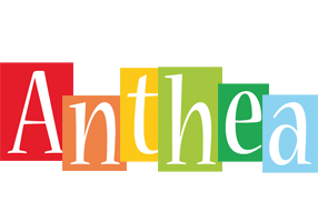 Anthea colors logo