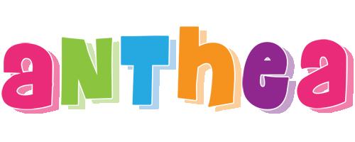 Anthea friday logo