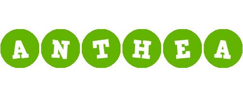 Anthea games logo