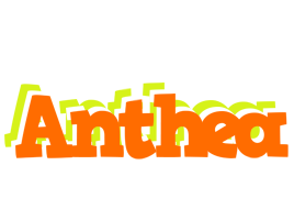 Anthea healthy logo