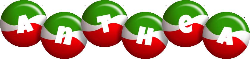 Anthea italy logo