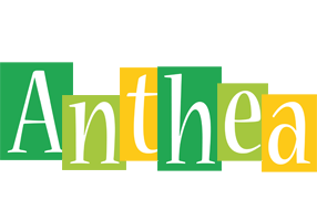 Anthea lemonade logo