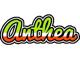 Anthea superfun logo