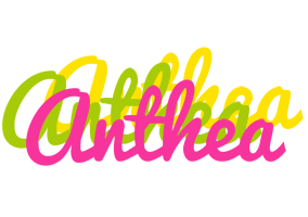 Anthea sweets logo
