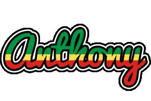 Anthony african logo