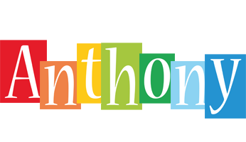 Anthony colors logo