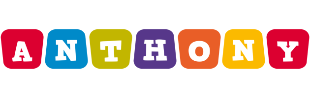 Anthony daycare logo