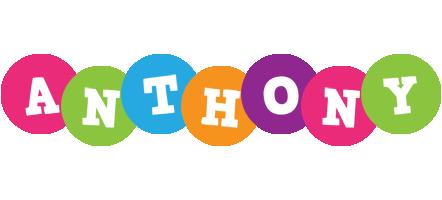 Anthony friends logo