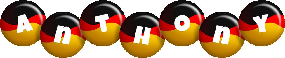 Anthony german logo
