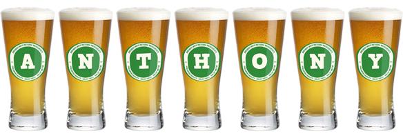 Anthony lager logo