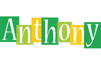 Anthony lemonade logo