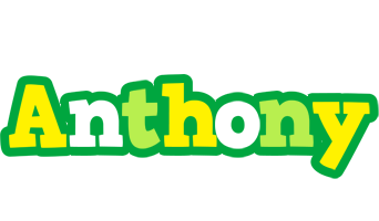 Anthony soccer logo