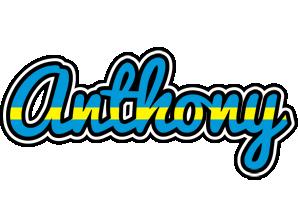 Anthony sweden logo