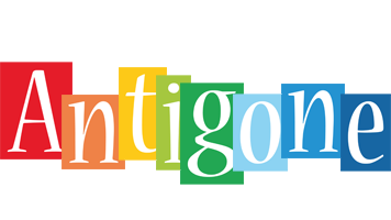 Antigone colors logo