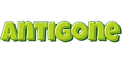 Antigone summer logo