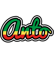 Anto african logo