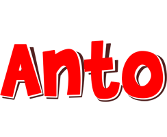 Anto basket logo