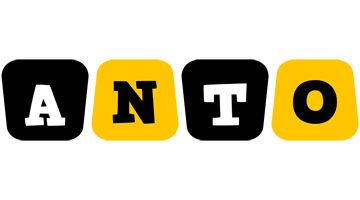 Anto boots logo