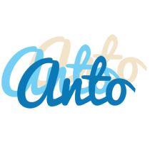Anto breeze logo