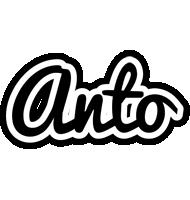 Anto chess logo