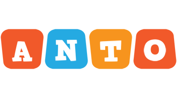 Anto comics logo
