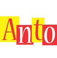 Anto errors logo
