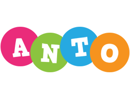Anto friends logo