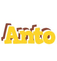 Anto hotcup logo