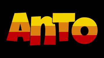 Anto jungle logo
