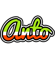 Anto superfun logo
