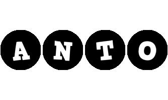 Anto tools logo