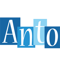 Anto winter logo