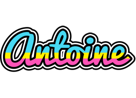 Antoine circus logo