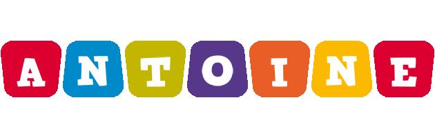 Antoine daycare logo