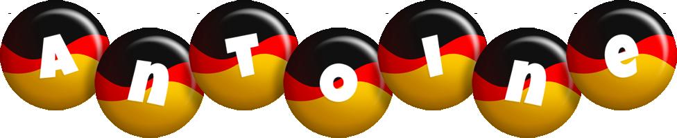 Antoine german logo
