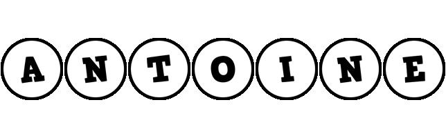 Antoine handy logo
