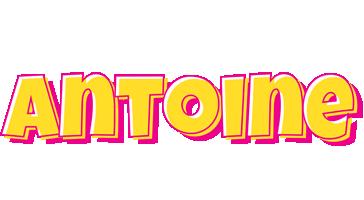 Antoine kaboom logo