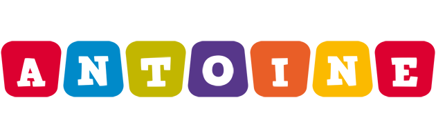 Antoine kiddo logo