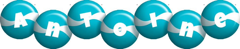 Antoine messi logo