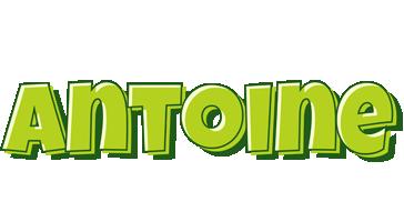 Antoine summer logo