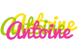 Antoine sweets logo