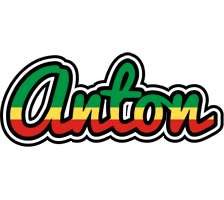 Anton african logo