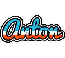 Anton america logo