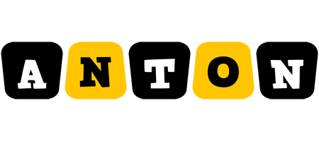 Anton boots logo