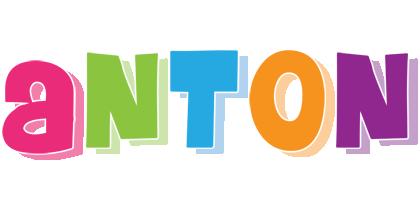 Anton friday logo
