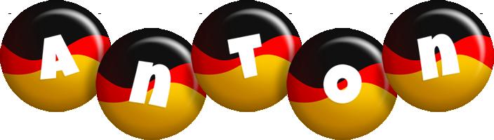 Anton german logo